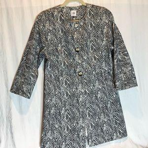 CAbi Career wear jacket/blazer. Three button front
